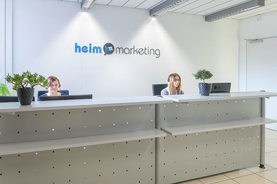 Verlagsmarketing Arbeitsplatz Heim Marketing